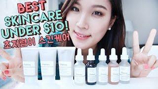 The Ordinary Review • Best Skincare Under $10?! • DECIEM Skincare