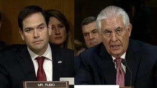 Marco Rubio Attacks Trump