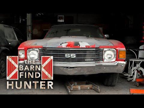 Barn Find Hunter | Episode 1 - Savannah, GA