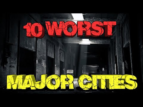 Top 10 Worst major cities in the United States. Detroit made the list again.