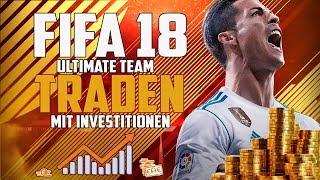 FIFA 18 FUT | Traden zum Start der Icon/Ronaldo Edition! Investieren ist Gold!