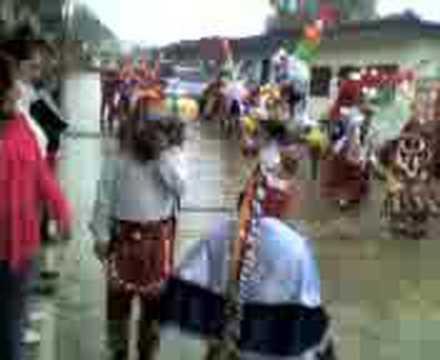 danza de los santiagos