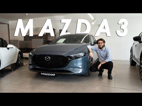 Un Primo Sguardo alla Mazda3 2019 Walkaround & Interni ENG SUBS