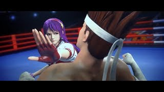 THE KING OF FIGHTERS: DESTINY – Episode 11