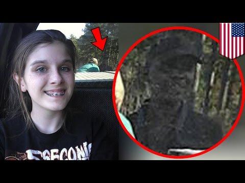 Penampakan hantu di foto seorang gadis yang menghebohkan Tomonews