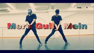 Mere Gully Mein - Divine | Dance Cover | Choreography by Ricki & Sarang