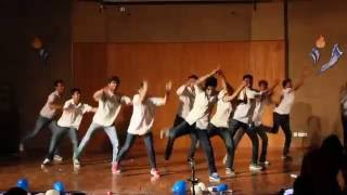 Farewell CSE 2014 Dance performance