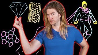 Could Superman Make Diamonds with His Bare Hands?   Because Science w/ Kyle Hill