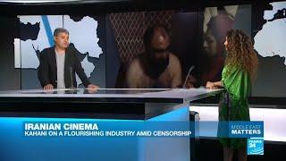 Iranian cinema: Abdolreza Kahani on a flourishing industry amid censorship