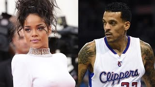 Rihanna Puts Matt Barnes on Blast