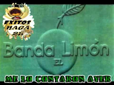 ME LO CONTARON AYER LA ORIGINAL BANDA EL LIMON EXITOS NAGA 25.flv