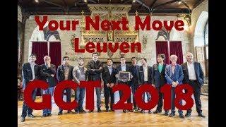 Your Next Move GCT 2018