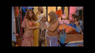 TV/ MOVIES Belly dance Montage: