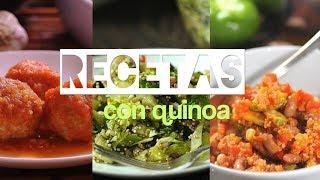 Recetas con quinoa a la Mexicana, ideales para cuaresma