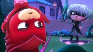 PJ Masks Full Episodes - Owlette vs Luna Girl - 1 HOUR EPISODE COMPILATION - Cartoons for Children