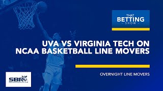 NCAA Basketball Betting Odds Report | Overnight Line Movers | That Betting Show, Feb 18th
