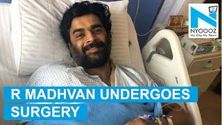 R Madhavan Undergoes Shoulder Surgery | NYOOOZ TV