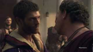 Spartacus War of the Damned Episode 2 Wolves at the Gate Preview