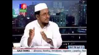 Mufti Fayezullah and nurul  kabir ,live  talk shw