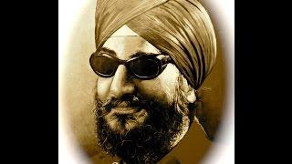 Bhai Gopal Singh Ji (live recording 1969) - Man meriya anter tere nidhan hai -