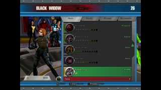 Marvel: Ultimate Alliance -  Blackwidow, Hawkeye, Ms Marvel, She-Hulk