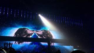 ดาว(PAUSE) ร้องโดย ใหม่ ดาวิกา - มาริโอ้ เมาเร่อ @ STAR THEQUE GTH 11ปี [FanCam]