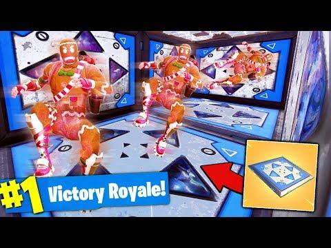 NEVER ENDING BOUNCER BOX in Fortnite Battle Royale