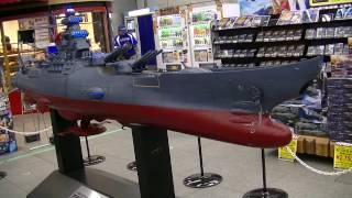 1/100 Scale - Space Battleship Yamato (Star Blazers) - 宇宙戦艦ヤマト @ Yodobashi Camera Akiba