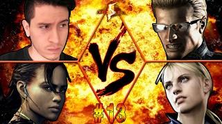SHEVA Y YO VS. JILL Y WESKER!! - RESIDENT EVIL 5 | Cap. 5-3