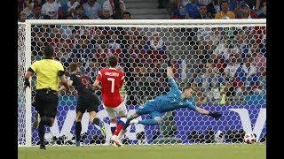 Croatia vs Russia penalty shootout 🔥| world cup 2018 | russia