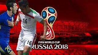 Russia World Cup 2018 - IR Iran Squad Prediction