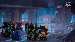 "Transformers: Robots in Disguise - Combiner Force S3E26 ""Freedom Fighters"" (Part 4/4)"