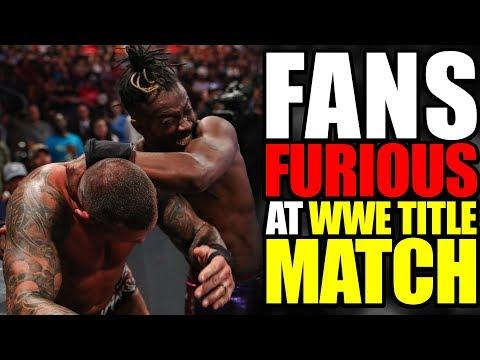 FANS FURIOUS After WWE CHAMPIONSHIP Match Summerslam 2019 Best & Worst Moments