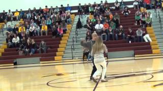 Boy Pulls Out A Dildo In The Middle Of A High School Homecoming Dance Assembly