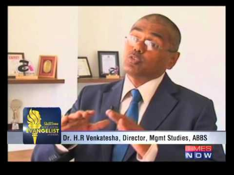 ABBS-SKILLTREE Education Evangelist of india - Episode 4 - Times Now