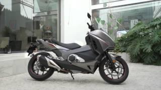 Honda  Integra 750 ed NC750X MY2016 [test ride - prova su strada]
