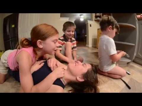 Wrestle Mom VS Kids