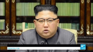 """North Korea: Kim Jong-un describes Trump as """"a rogue and a gangster fond of playing with fire"""""""