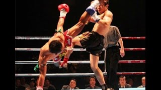 Muay Thai Techniques - Tony Jaa - Buakaw