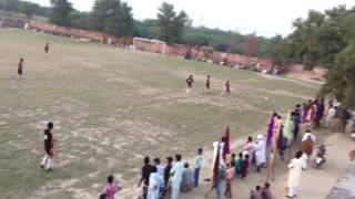 Chak no 255 Boughan  Vs Rori Balocha 289 2nd part Football league 255 Boughan Faisalabad  22.11.20