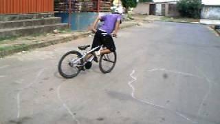 Drift de bike parte 1