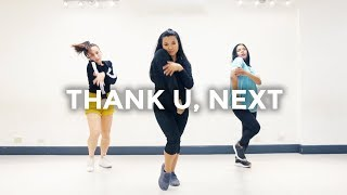 thank u, next (remix) - Ariana Grande (Dance Video)   @besperon Choreography