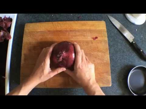 7 Ways to Chop an Onion You Suck at Cooking episode 9
