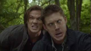 Supernatural Season 6 - The full GAG REEL