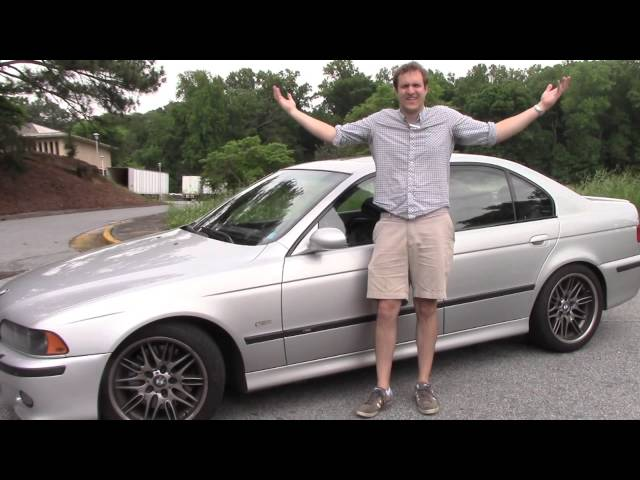 Review: A One-Owner 2002 BMW M5