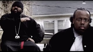 Big Scoob - All I Kno is Hood (Feat. Krizz Kaliko) - Official Music Video