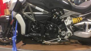 2016 Ducati XDiavel S Uncrating for Eric Cline by Nate @ Frontline Eurosports