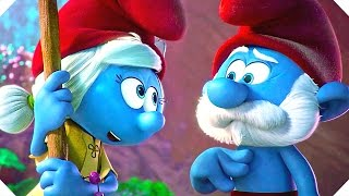 Smurfѕ - FINAL Movie TRAILER (Animation, 2017)