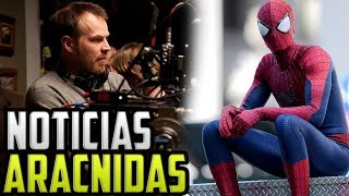 Marc Webb habla sobre The Amazing Spider-Man 3