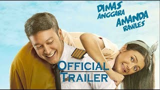 Film THE PERFECT HUSBAND - Official Trailer (Dimas Anggara & Amanda Rawles)